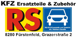 RS KFZ Ersatzteile Reinhard Szukits